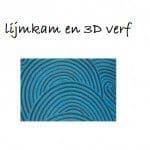 3D verf van Histor voor knuffelmuur
