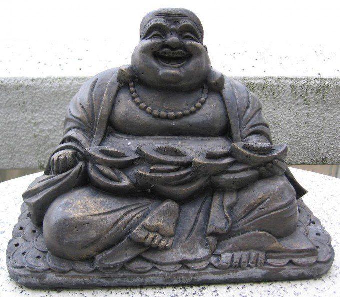 lachende boeddha buddha 1