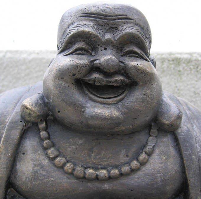 lachende boeddha buddha 2