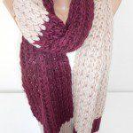 Lekker knusse sjaals breien