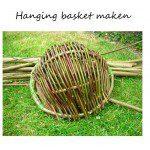 Hanging basket zelf maken