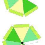 Anti wespen parasol bouwplaat