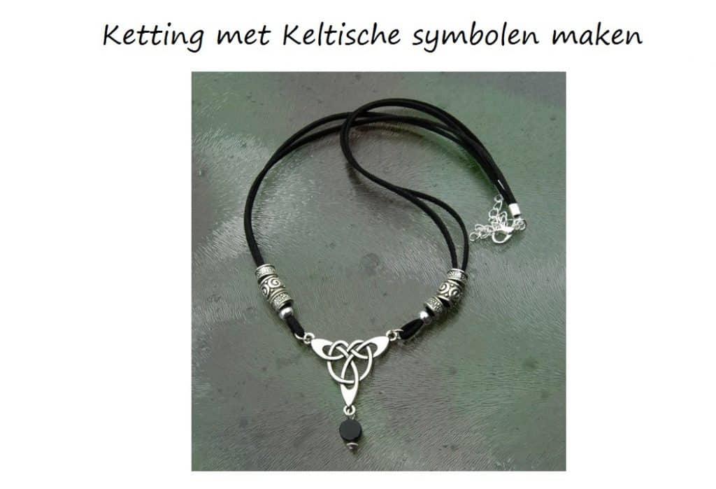 keltische ketting maken