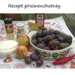 Recept pruimenjam en pruimenchutney