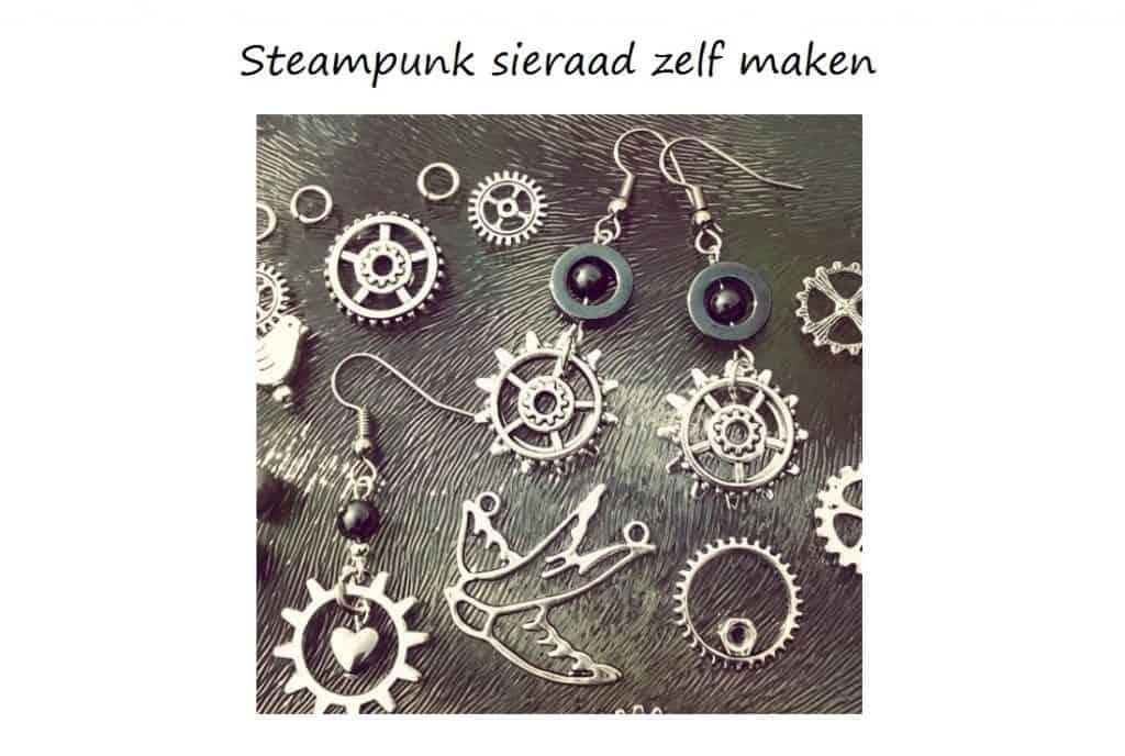 steampunk sieraden maken