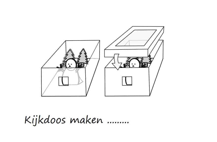 kijkdoos-maken