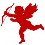 Patroon Cupido om de pop zelf te maken