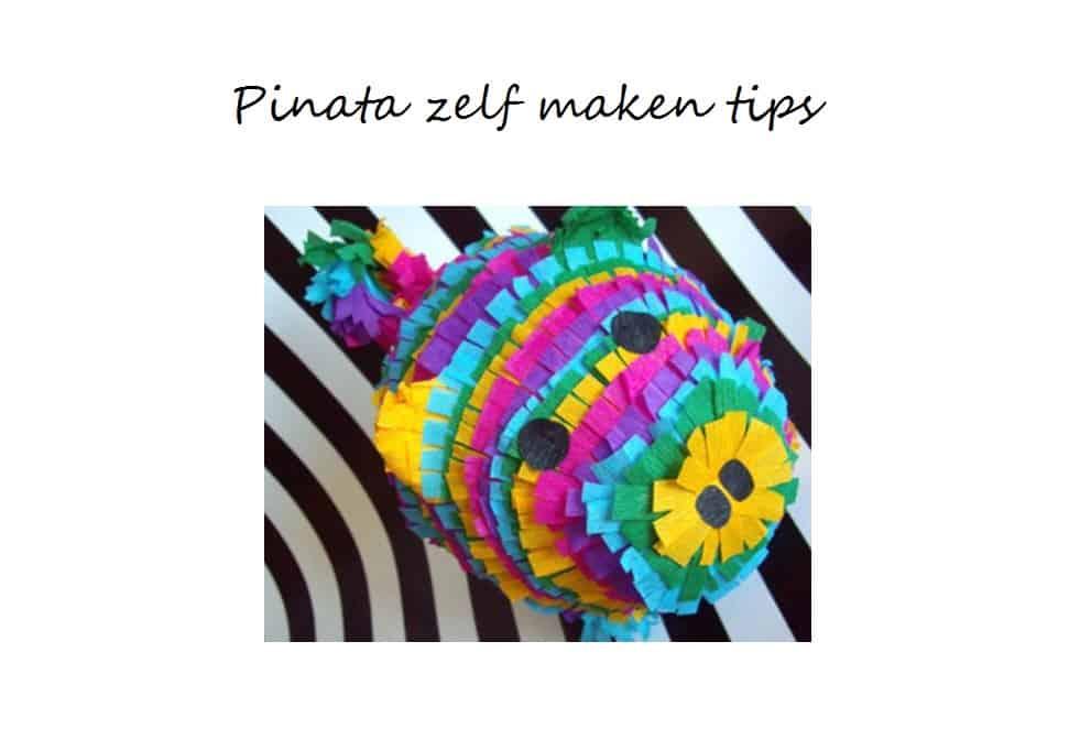 pinata-zelf-maken-tips
