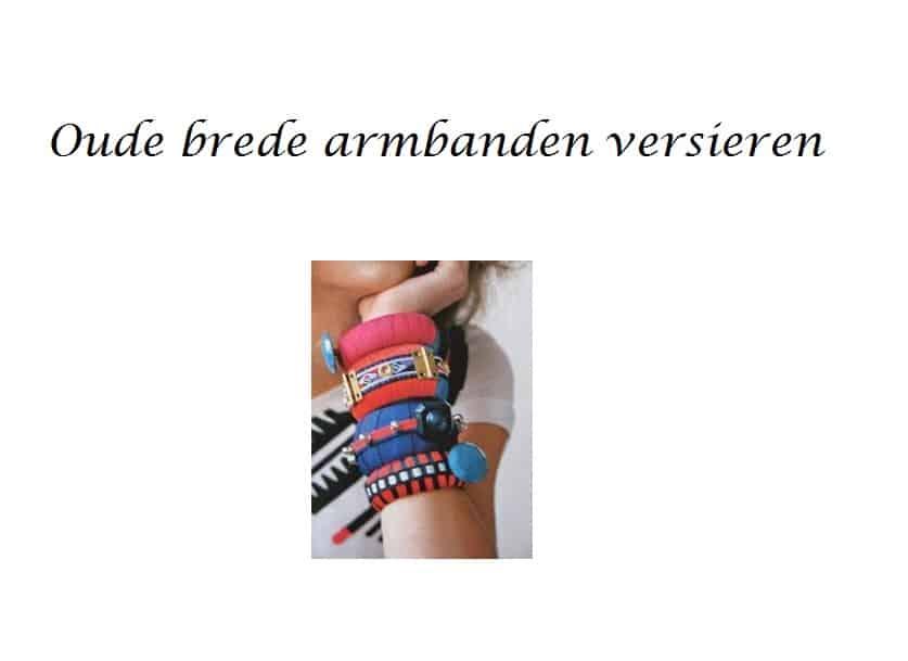 oude-brede-armbanden-versieren