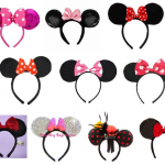 Mickey of Minnie Mouse oren pimpen