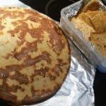 Socca chips en socca met uien recept