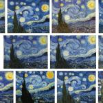 Nacht en donker schilderen doe je zo
