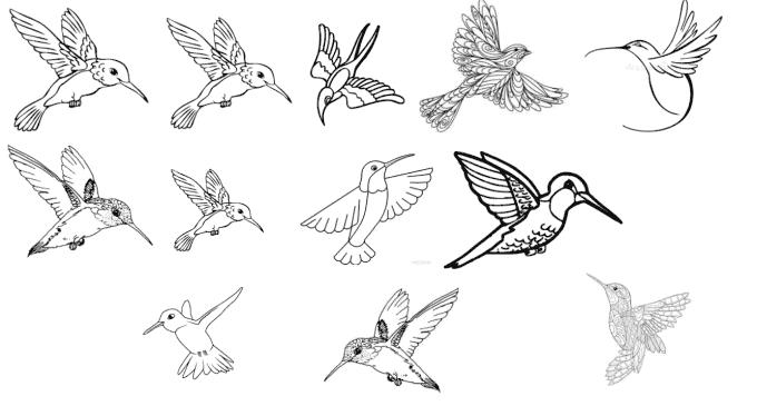 Mobile maken met jouw favoriete vogeltjes
