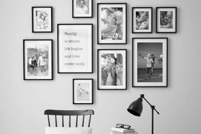 Fotos in je interieur verwerken met deze vijf tips