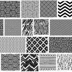 Patroon schilderen en pattern painting kan iedereen