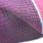 Snel quilten geeft prachtig effect en design