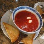 Tomaten paprikasoep snel recept