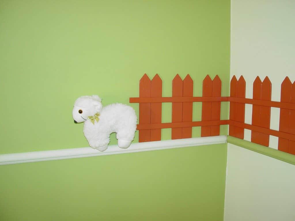 Babykamer met thema inrichten