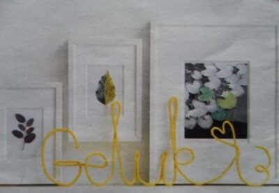Punniken en decoratieve woordjes maken